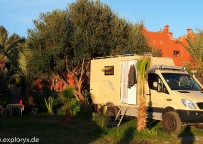 Marokko mit dem Expeditionsmobil