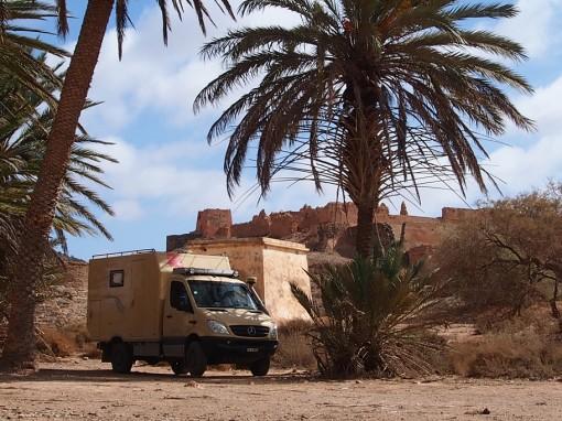 Milou in Marokko