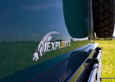 Exploryx Hersteller für Expeditionsfahrzeuge