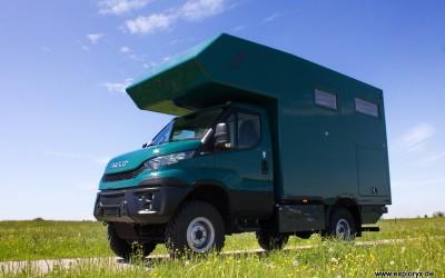 Neues Fahrzeug: Impala Daily mit Euro 6