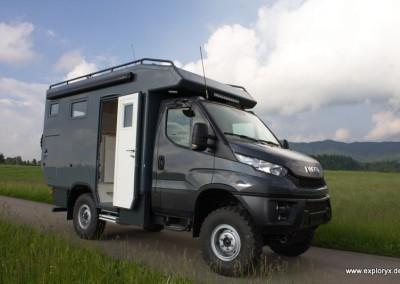 Iveco Daily Expeditions- und Reisefahrzeug (1)