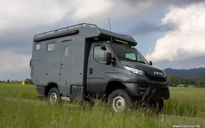Neues Fahrzeug fertiggestellt: Impala Daily XIV