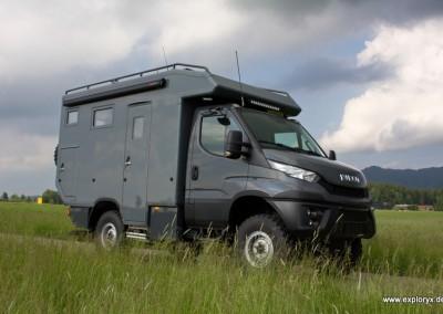 Iveco Daily Expeditions- und Reisefahrzeug (12)