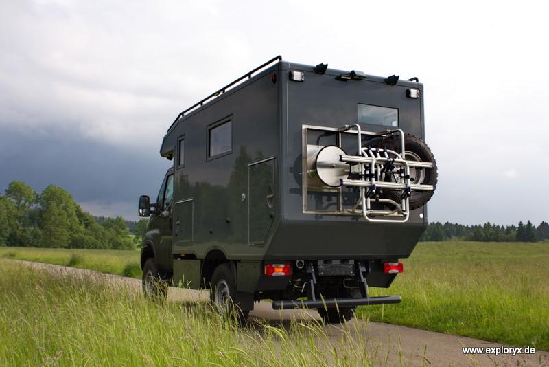Iveco Daily Expeditions- und Reisefahrzeug (16)