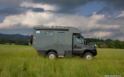 Iveco Daily Expeditions- und Reisefahrzeug (20)