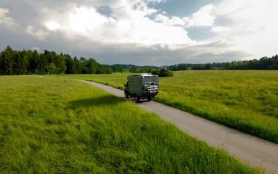 Iveco Daily Reisemobil
