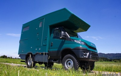 Iveco Daily Mobil