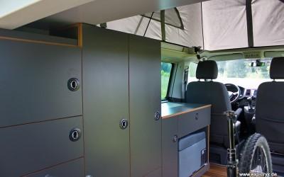Ausbau VW-Bus