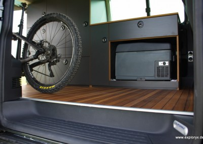 Kühlbox VW-Bus