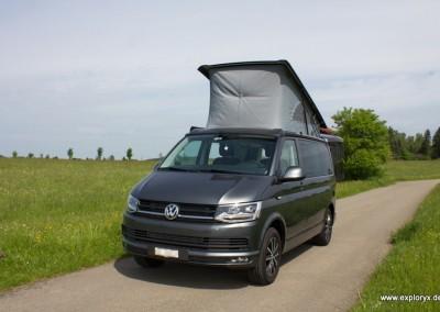 VW-Bus Campingausstattung