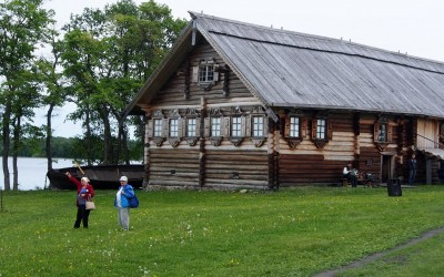 Expedition in Russland