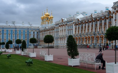 Sankt Petersburg Reise