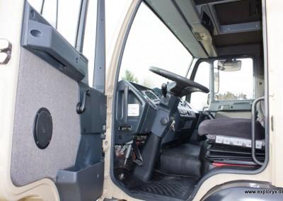 Reisemobil Allrad MAN Innenausbau (9)