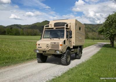 Expeditions-Fahrzeug Unimog (1)