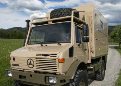 Expeditions-Fahrzeug Unimog (14)