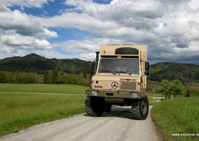 Expeditions-Fahrzeug Unimog (15)