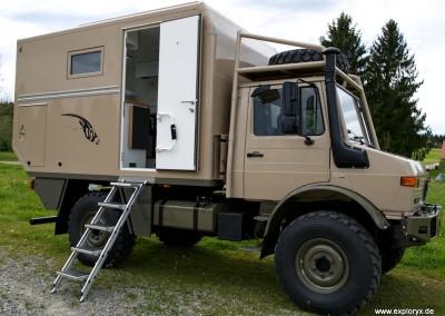 Expeditions-Fahrzeug Unimog (18)