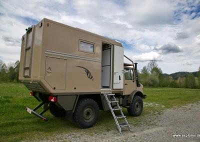 Expeditions-Fahrzeug Unimog (19)