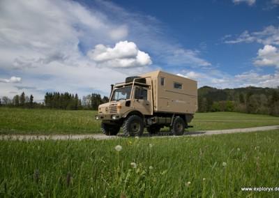 Expeditions-Fahrzeug Unimog (3)