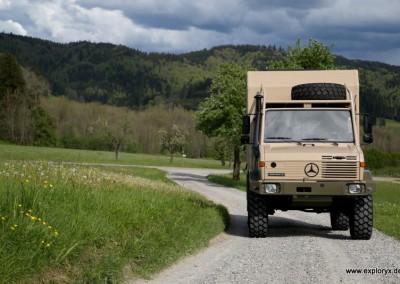 Expeditions-Fahrzeug Unimog (5)
