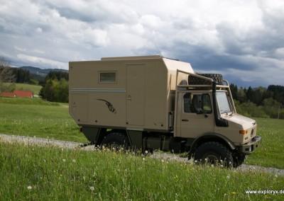 Expeditions-Fahrzeug Unimog (6)