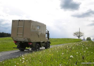 Expeditions-Fahrzeug Unimog (7)