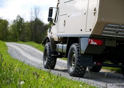 Expeditions-Fahrzeug Unimog (9)
