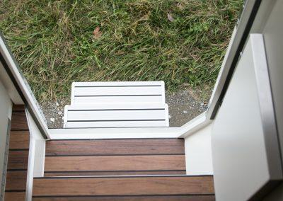 Eingangstreppen Wohnmobil