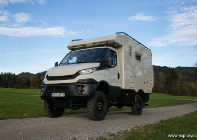 Exploryx Iveco Daily Expeditionsfahrzeug (2)