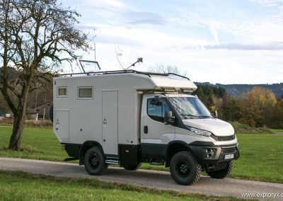 Exploryx Iveco Daily Expeditionsfahrzeug (4)
