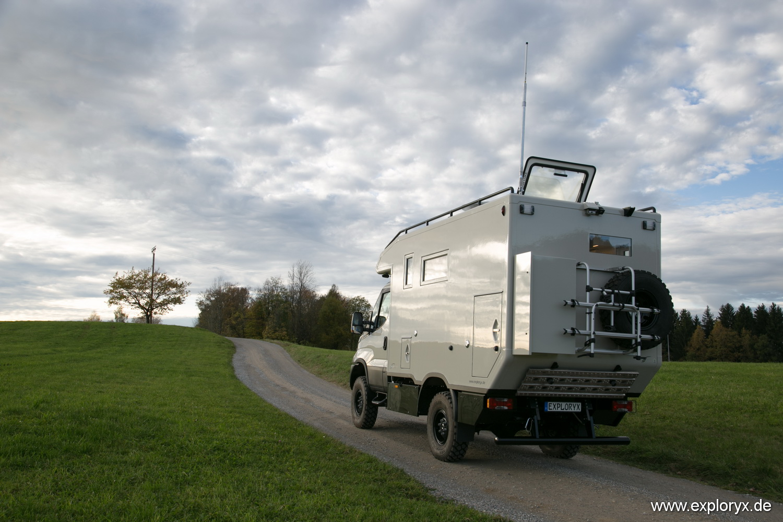 Exploryx Iveco Daily Expeditionsfahrzeug (8)