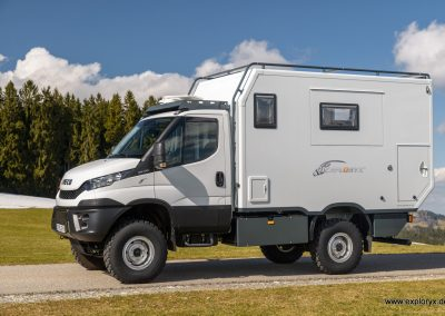 Exploryx Expeditionsfahrzeug Iveco Daily (1)