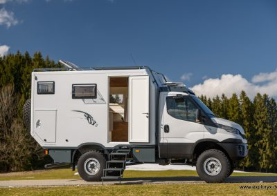 Exploryx Expeditionsfahrzeug Iveco Daily (14)