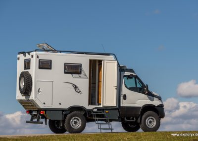 Exploryx Expeditionsfahrzeug Iveco Daily (15)