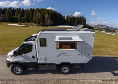 Exploryx Expeditionsfahrzeug Iveco Daily (21)