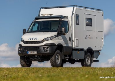 Exploryx Expeditionsfahrzeug Iveco Daily (3)
