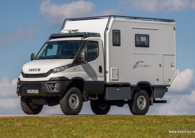 Exploryx Expeditionsfahrzeug Iveco Daily (5)