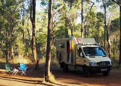 Expeditionsfahrzeug in Australien (1)