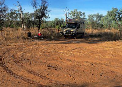 Reisemobil in Australien (1)