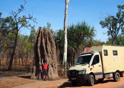 Reisemobil in Australien (3)