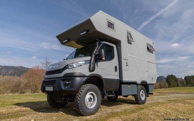 Neues Fahrzeug fertiggestellt: Impala Daily XVII