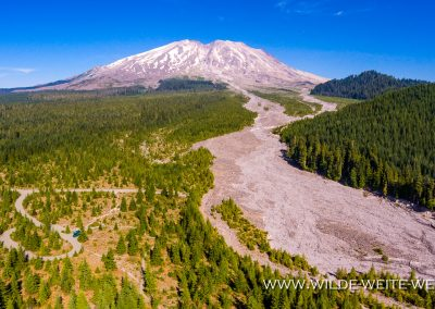 Lahar Viewpoint, Mt. St. Helens National Monument, Washington