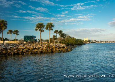 North Causeway Park, New Smyrna Beach, Florida
