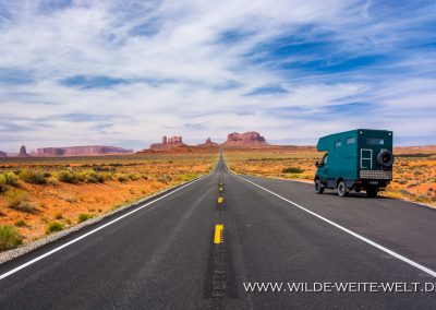 Hwy 163, Monument Valley, Utah