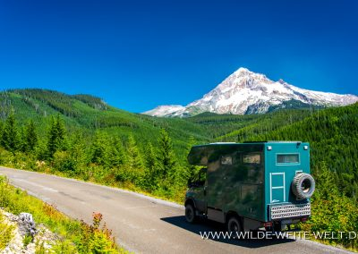 Lolo Pass Road, Mt. Hood National Forest, Oregon