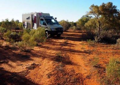 Australien mit dem Expeditionsfahrzeug