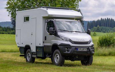 Neues Fahrzeug fertiggestellt: Exploryx Impala Daily XVIII
