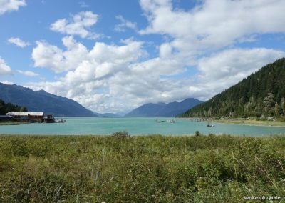 Reisemobil Allrad in Kanada