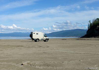 Exploryx im Yukon
