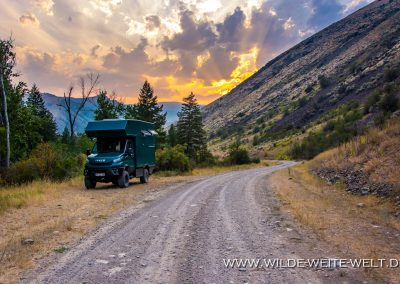 12 Mile Creek Road, Salmon-Challis National Forest, Salmon, Idaho